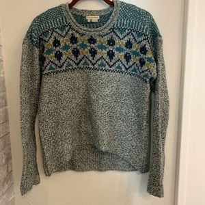 Royal Robbins Asymmetrical Sweater